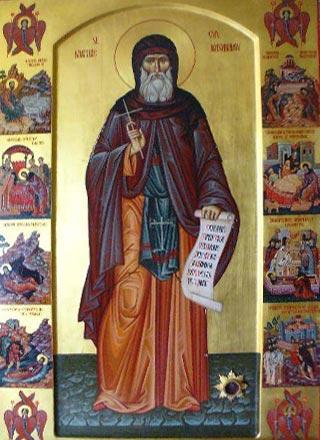 Sfântul Mare Mucenic Dimitrie (Dumitru), Izvorâtorul de ...   Sf. Dimitrie