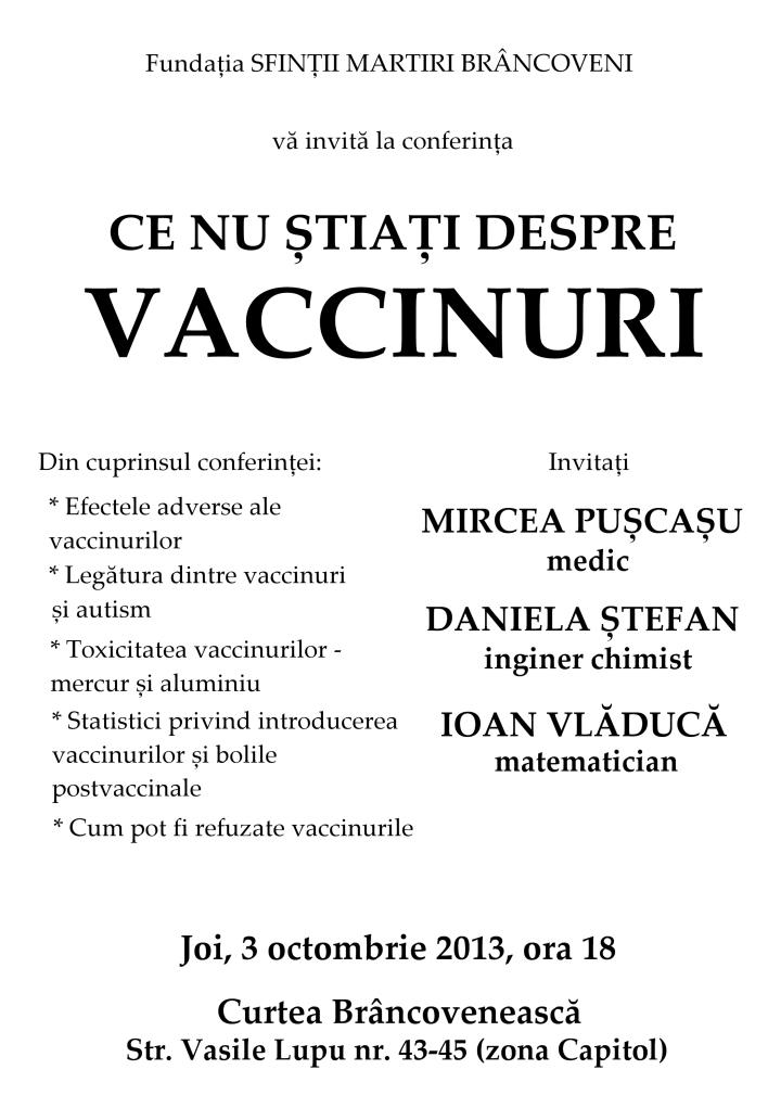afis vaccinare constanta