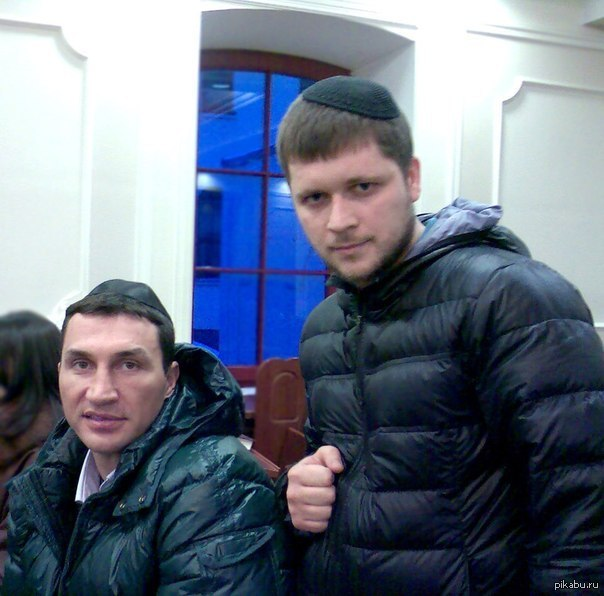 Vitali-Klitschko-Jew