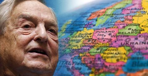 Afbeeldingsresultaat voor color revolutie by Soros