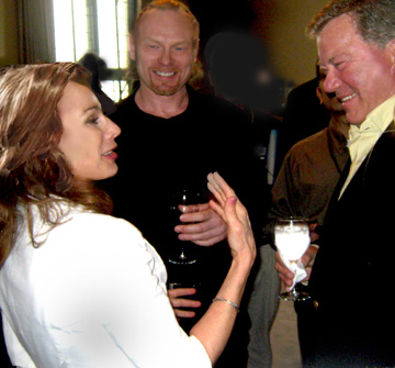 Natasha,Max,Shatner
