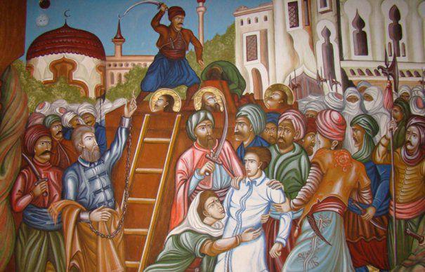 Imagini pentru sfintii Martiri brancoveni si corectitudinea politica