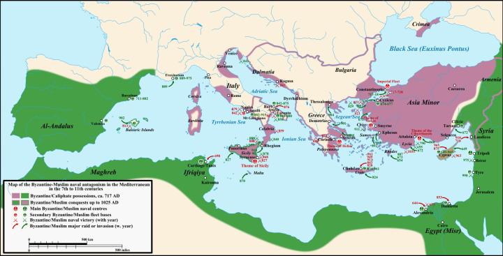 Byzantine-Arab_naval_struggle