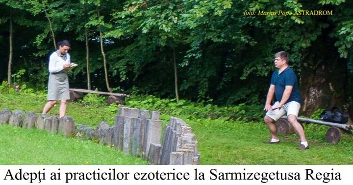 ezoterist la Sarmizegetusa Regia