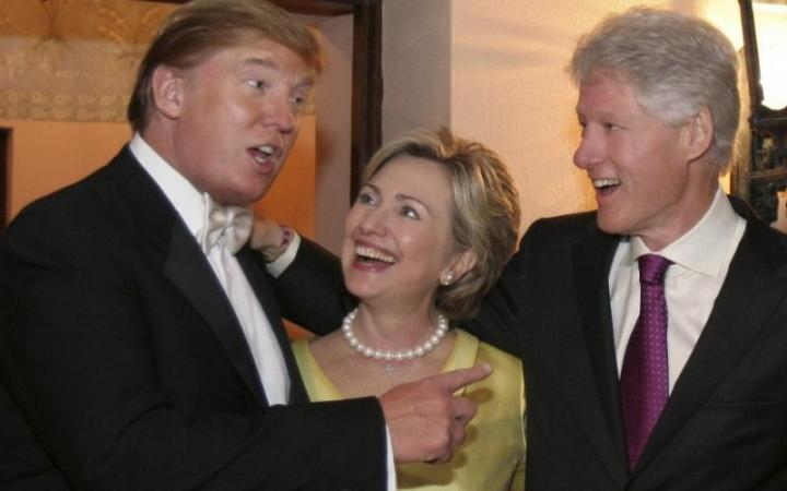 donald-trump-hanging-with-hillary-clinton-and-bill-2016