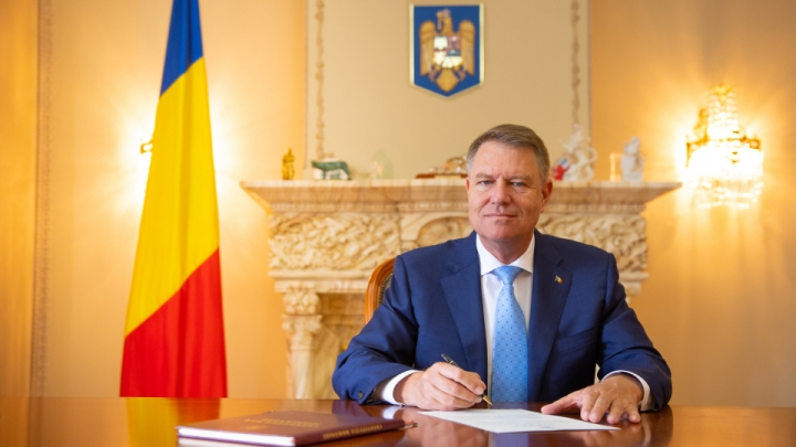 Foto: Administratia Prezidentiala